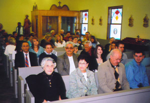Easter Sunday at St. Rocco