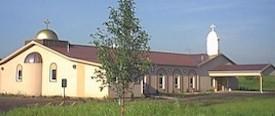 St George Orthodox Church, Monee, Illinois