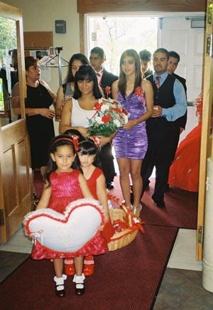 Quinceneras of Anali Gomez