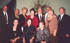 The immediate members of the Planera Family