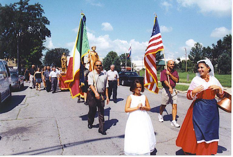 San Lorenzo Procession 7
