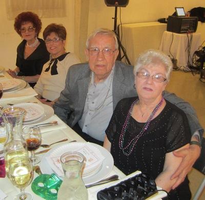 Annette Nordstrom, Priscilla Fushi, Jake & Thelma Biamonte