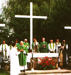 Gospel proclaimed by Deacon Bob Bonta