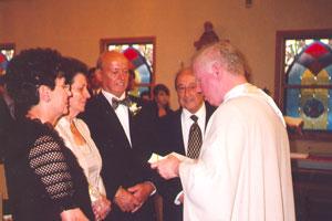 Livio and Carmina Planera: 50th anniversary