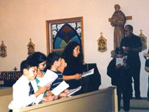 May Devotions at San Rocco
