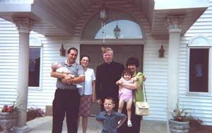 Poerio baptism