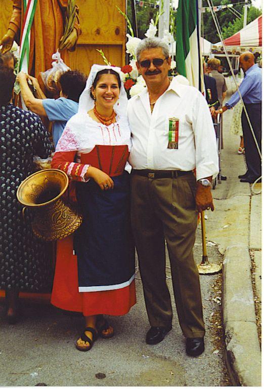 Natalie Cipolla and Antonio Cipolla