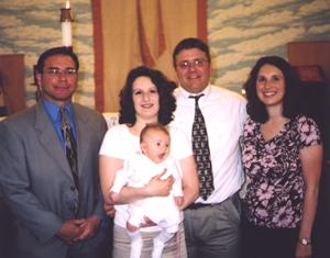 DeButch baptism