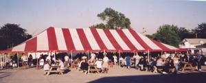 Festa 2004 tent