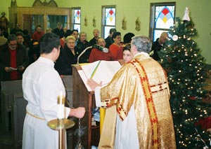 Proclamation of the Christmas Gospel