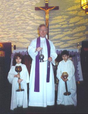 Vespers during Lent