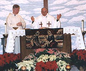 Father Tommaso Petrongelli