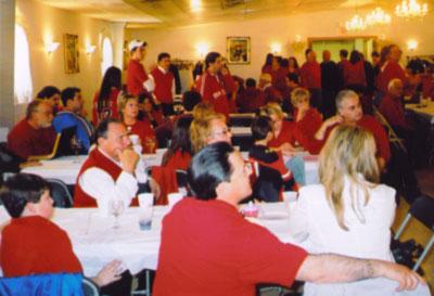 DiGiovanni Clan gathering at San Rocco, March, 2007