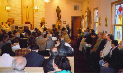 Easter 2007: Full House