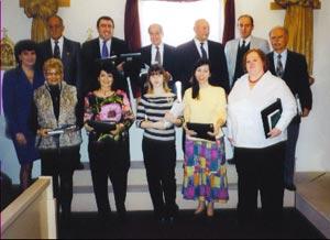 San Rocco Choir, Pentecost, 2005