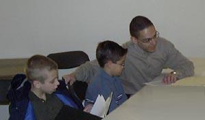 Michael O'Shaunessey, Nikko and Paul Rodriguez