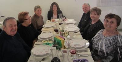 San Rocco Carnivale Dinner, 2013