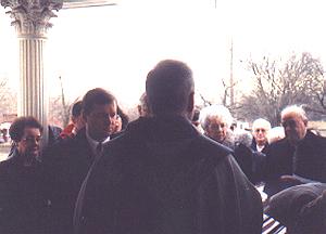 Funeral of Arthur Ranieri, at San Rocco Oratory