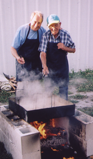 Calari, prepared by Angelo Ciambrone and Al Marcello