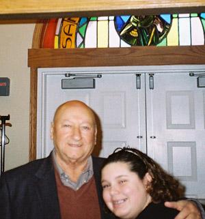 Tom Planera and Jessica