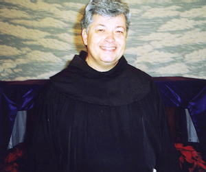 Father Charles Faso, OFM