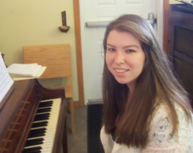 Adriana Berardi, guest organist