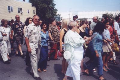 2004 San Lorenzo Procession