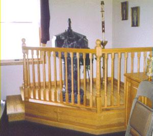 Baptistry at San Rocco