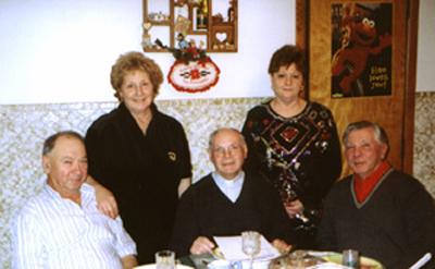 Petrongelli Family