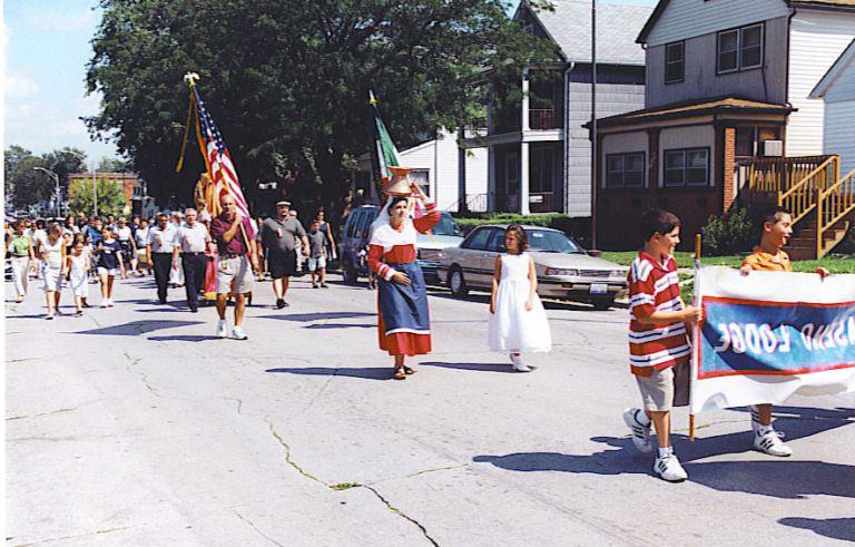 San Lorenzo Procession 6