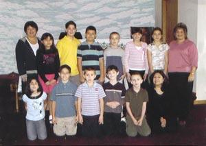San Rocco children