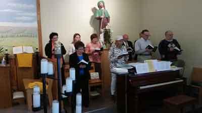 Easter Choir.